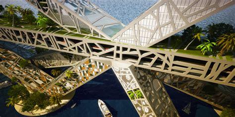 Acapulco Bay Bridge  Bnkr Arquitectura Evolo