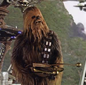 Chewbacca Star Wars Revenge of the Sith