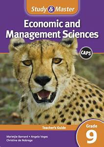 Study  U0026 Master Economic And Management Sciences Grade 9