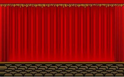 Curtain Traveler Curtains Closing Down Closed Behind
