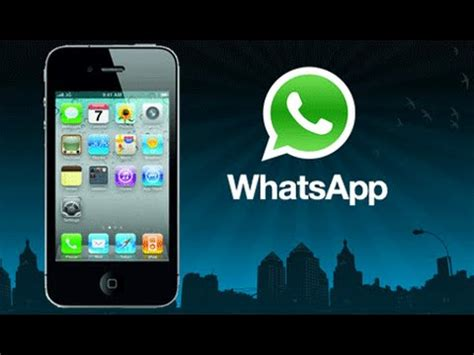 whatsapp iphone como instalar o whatsapp no iphone