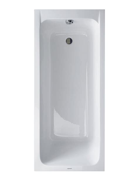 duravit bathtub d code duravit d code 1500x750mm bath with support frame outlet