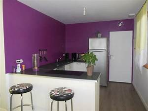 Couleur De Cuisine : couleurs de murs tendance ~ Voncanada.com Idées de Décoration
