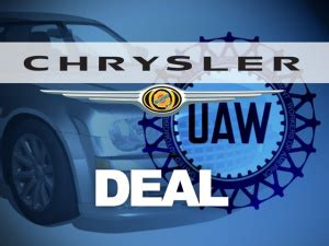 Uaw Chrysler Contract by The Actual Chrysler Uaw 2011 Contract