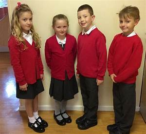 School Uniform - Huyton with Roby CofE Primary School