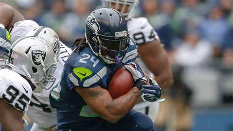 marshawn lynch trade rumors   raiders seahawks deal