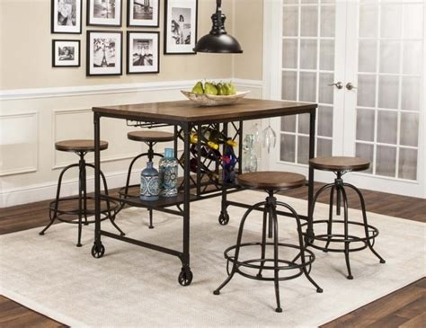 Kitchen Table Sets Wrought Iron by Wrought Iron Kitchen Chairs Chic Small Dining Room Design