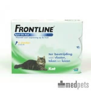 frontline spot  katze bestellen