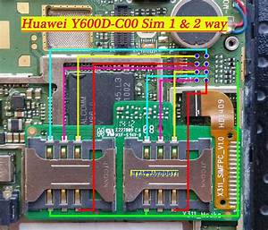 Huawei Y610 U00 Touch Jumper Way Nissan Recomended Car
