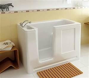 Reducteur De Baignoire Pas Cher : baignoires porte pour personnes g es ou handicap es ~ Dailycaller-alerts.com Idées de Décoration