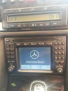 U0026 39 03 Clk 320 Navigation System