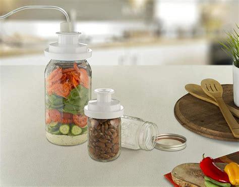 foodsaver wide mouth mason jar sealer regular sealing
