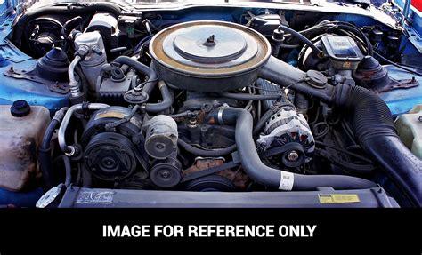 Camaro Firebird Tbi Engine With Wiring Accessories