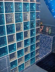 pave de verre douche chaioscom With pave de verre couleur
