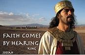 faith comes by hearing & King Josiah [+] Tuesday E-Devotion