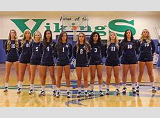 201718 BBCC Women's Volleyball Team Big Bend Community