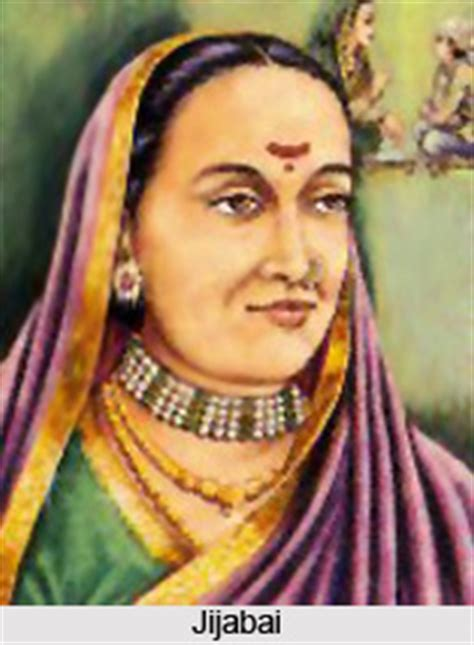jijabai mother  shivaji