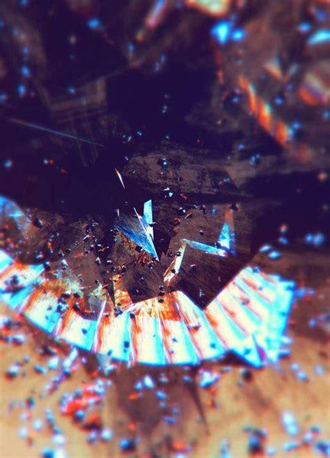 shattered glass photography atelier olschinsky