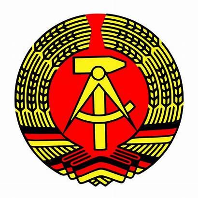 Ddr Clipart Emblem Gdr Nice Germany East