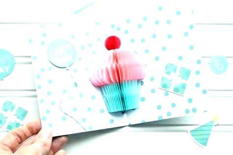 pop up karte basteln geburtstag pop up karten basteln 3 ideen mit anleitung und vorlage