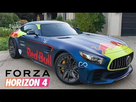 This means that you can only enjoy this image as a background on your desktop, tablet or smartphone. Forza Horizon 4 Mercedes Benz AMG GTR ( Salomundo ) - YouTube