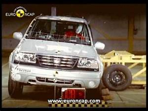 Euro NCAP Suzuki Baleno 1998 Crash test Doovi