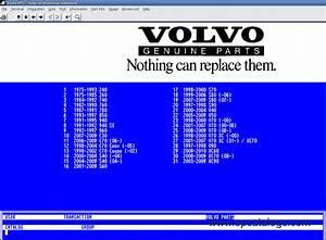 Volvo Epc Spare Parts Catalog Book Repair Manual Engine