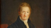Thomas Robert Malthus   Jesus College in the University of ...