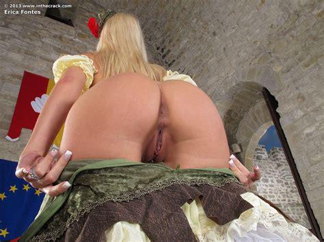 Lovely Blonde Chick Strips Off Her Frilly D Xxx Dessert