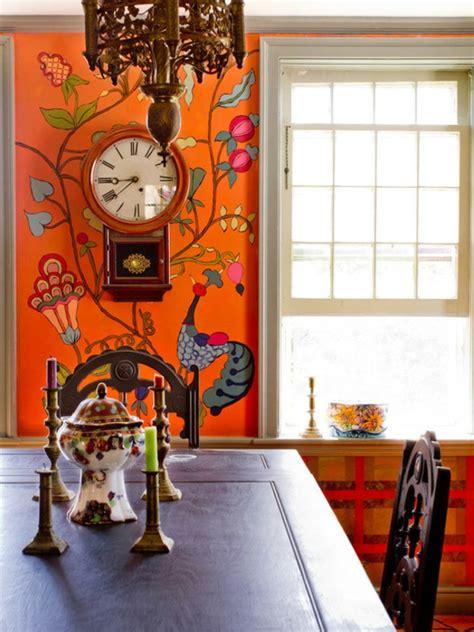 d馗oration des plats en cuisine chambre a coucher fushia