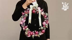 Weihnachtskranz Für Tür : weihnachtst fteln mit bild teil 1 ein funkelnder t r weihnachtskranz lifestyle ~ Sanjose-hotels-ca.com Haus und Dekorationen