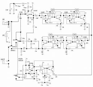 Electro-harmonix Big Muff Pi Effect