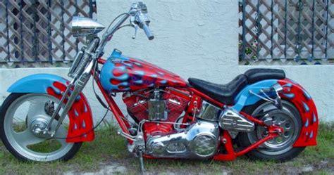 1989 Harley Davidson Softtail Motorcycle