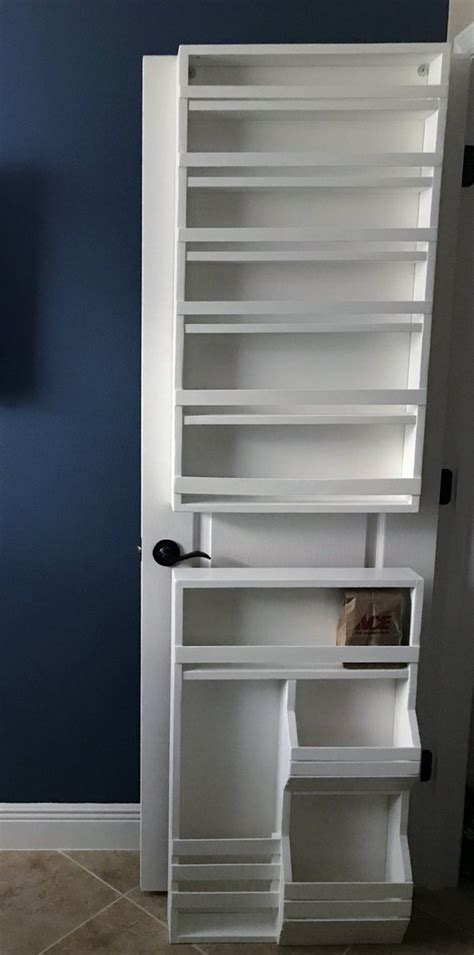 Spice Rack For Pantry Door by Door Mounted Spice Rack Pantry Door Spice Rack Door Spice
