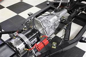 Electric Tr4  U2013 Moss Motoring