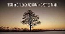 Is there any natural treatment for Rocky Mountain Spotted ...