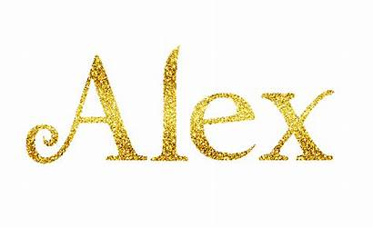 Alex Clipart Graphics Names Animated Animations Text