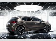 Citroën's high riding DS4 unveiled ahead of Paris Motor