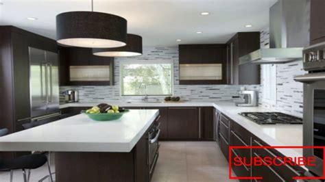 disenos de cocinas modernas en espacios pequenos casa diseno