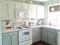painting kitchen cabinets white Photos: Painting Oak Cabinets White And Gray, gray davis, gray fox, ~ NidahSpa