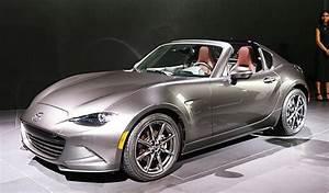 Mazda Mx 5 Rf Occasion : salon new york 2016 mazda mx 5 rf ~ Medecine-chirurgie-esthetiques.com Avis de Voitures