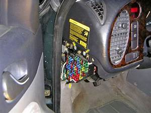 Service Manual  Replace Fuse For A 1996 Saab 900 Interior