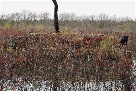 Duck Boat Shaggy Blind by Mud Buddy Shaggy Pro