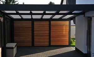 die 25 besten ideen zu carport stahl auf pinterest With feuerstelle garten mit französischer balkon ral 7016