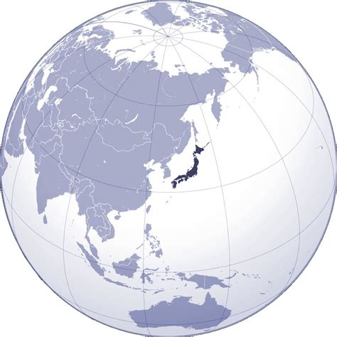 Carte Du Monde Japon by Localiser Japon Sur Carte Du Monde Localiser Pays Du