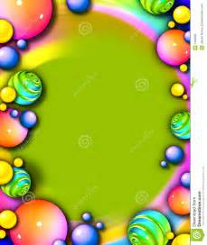 green plans whimsical frame background stock photography image 1300082