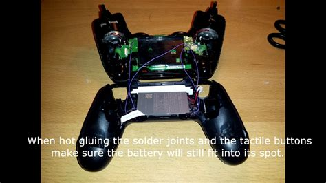 ps4 controller scuf mod th201 jdm 030 soldering guide