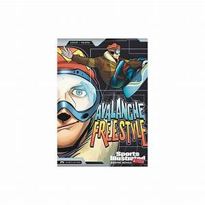 English Frank Freestyle : avalanche freestyle sports illustrated kids graphic novels english wooks ~ Frokenaadalensverden.com Haus und Dekorationen