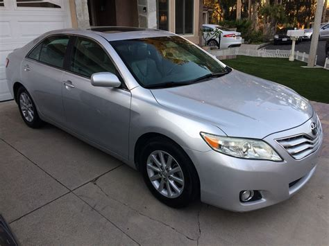 toyota camry  sale  owner  mission viejo ca
