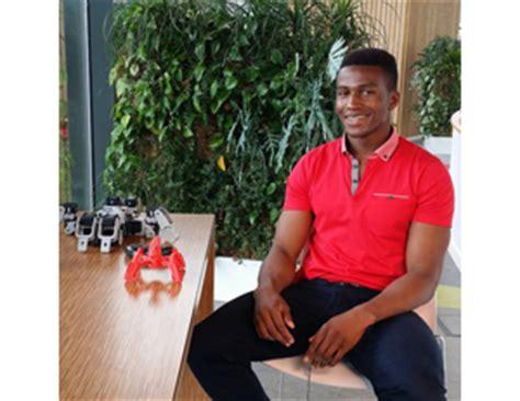 young nigerian robotics engineer creates high tech battlebots